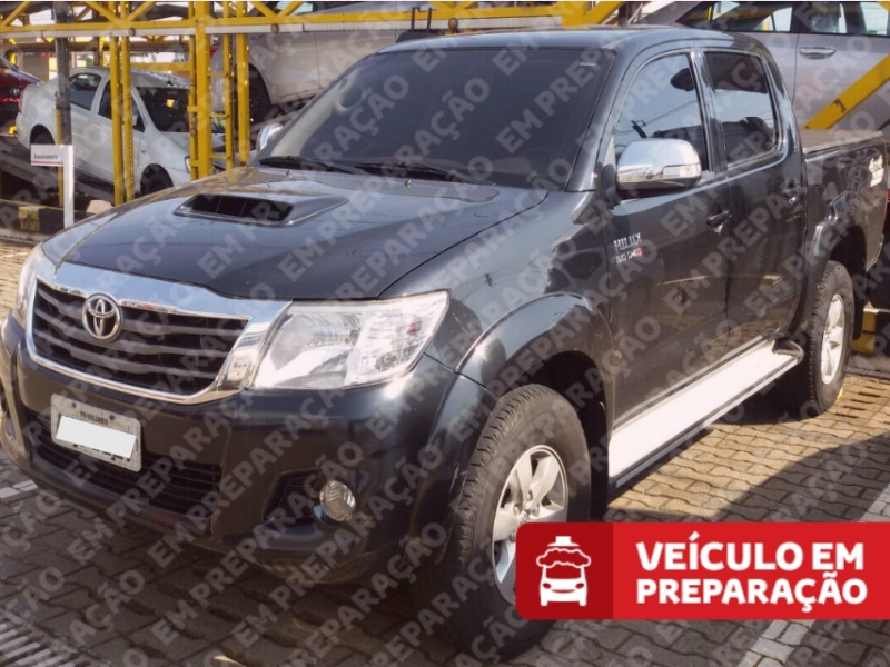HILUX 3.0 SRV 4X4 CD 16V TURBO INTERCOOLER DIESEL 4P AUTOMATICO