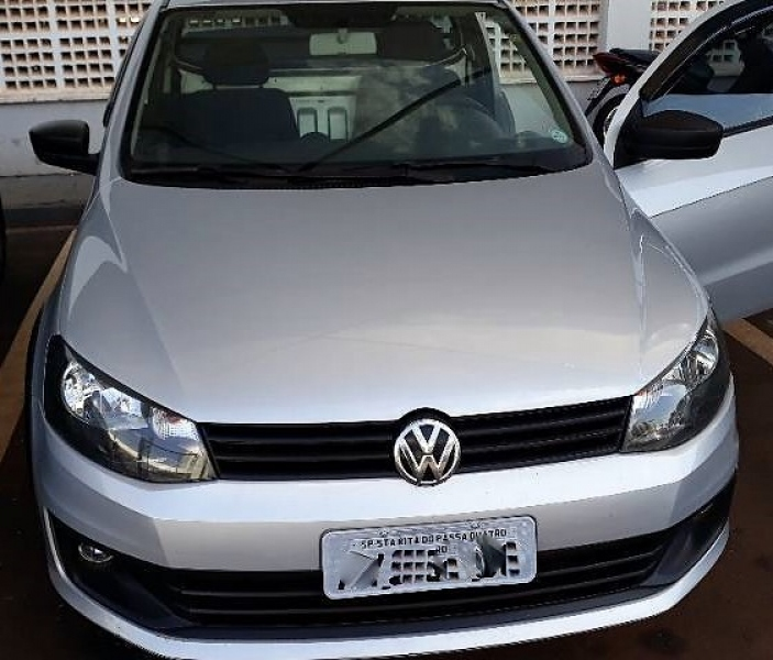 VOLKSWAGEN SAVEIRO 1.6 MI TRENDLINE CS 8V FLEX 2P MANUAL