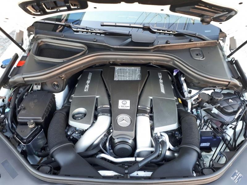 MERCEDES-BENZ G 63 AMG 5.5 4X4 V8 TURBO GASOLINA 4P AUTOMÁTICO
