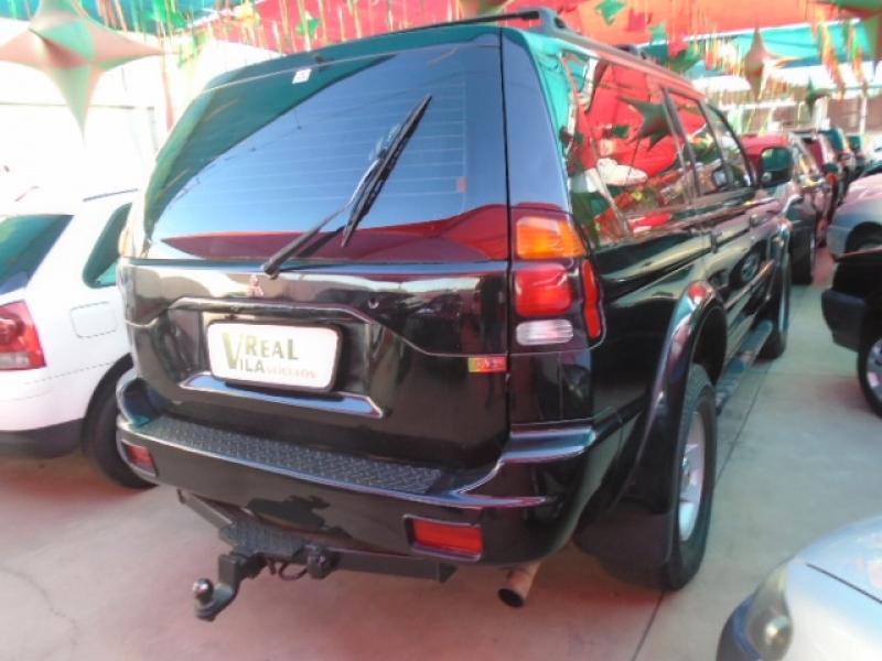 MITSUBISHI PAJERO 2.8 GLS 4X4 8V TURBO DIESEL 4P AUTOMATICO