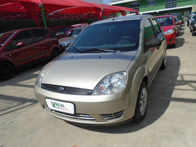 FORD FIESTA SEDAN 1.6 8V FLEX