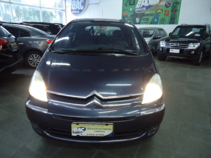 XSARA PICASSO1.6 I GLX 16V FLEX 4P MANUAL