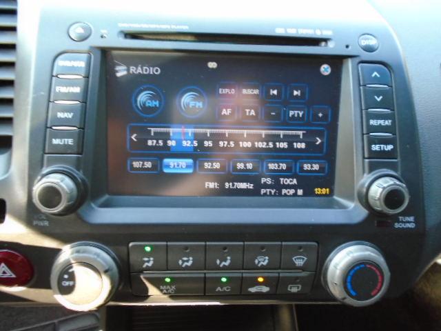 HONDA CIVIC LXS 1.8 16V AT FLEX
