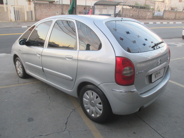 CITROEN XSARA PICASSO EXCLUSIVE 1.6 16V FLEX