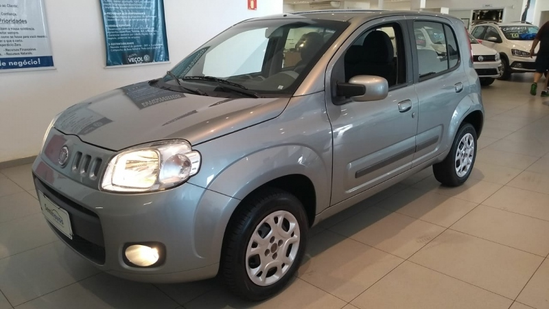 FIAT UNO 1.4 ATTRACTIVE 8V FLEX 4P MANUAL