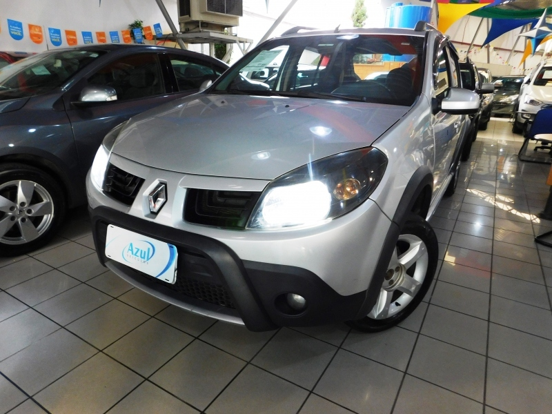 SANDERO1.6 STEPWAY 16V FLEX 4P MANUAL