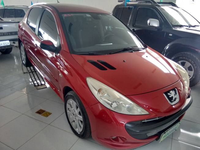 PEUGEOT 207 HATCH XS 1.6 16V TIP FLEX