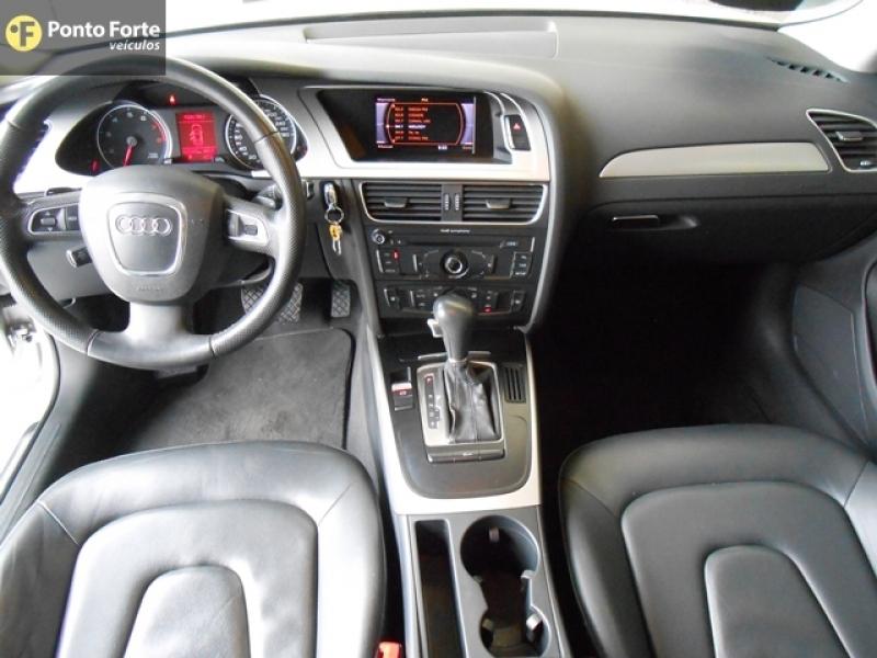 AUDI A4 2.0 TFSI 16V 183CV GASOLINA 4P MULTITRONIC