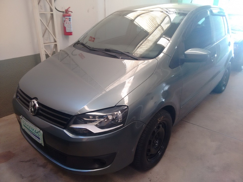 VOLKSWAGEN FOX 1.0 MI TREND 8V FLEX 4P MANUAL