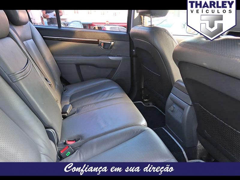 HYUNDAI SANTA FÉ 3.5 MPFI GLS V6 24V 285CV GASOLINA 4P AUTOMÁTICO