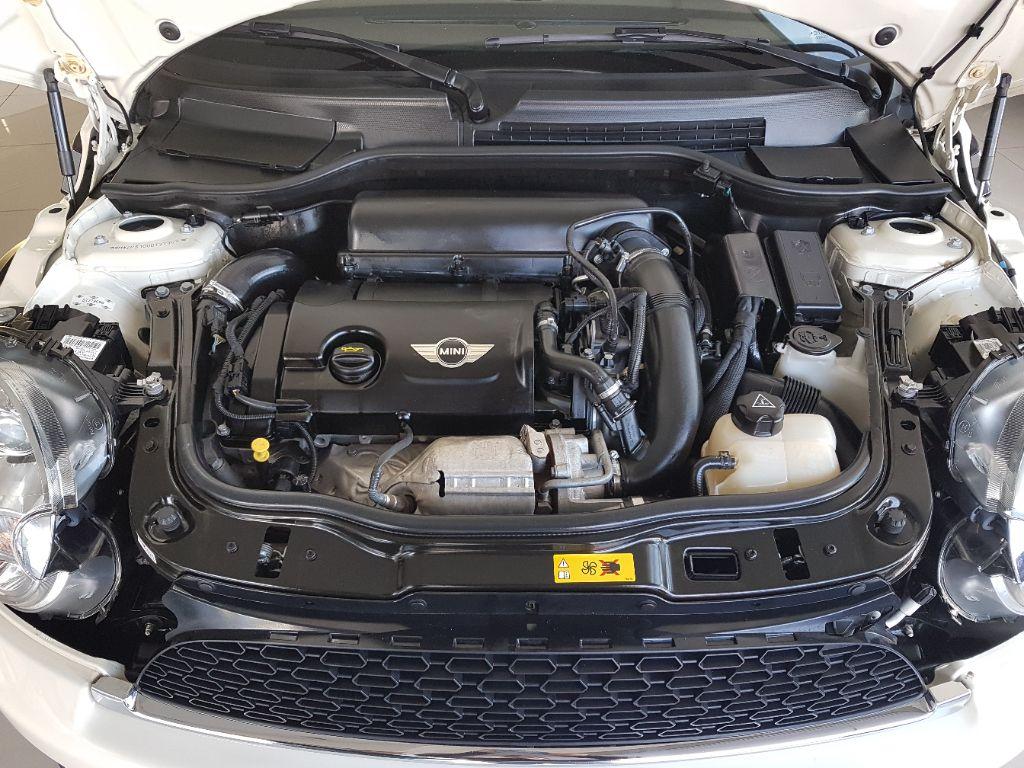 MINI COOPER 1.6 S CABRIO 16V TURBO GASOLINA 2P AUTOMATICO