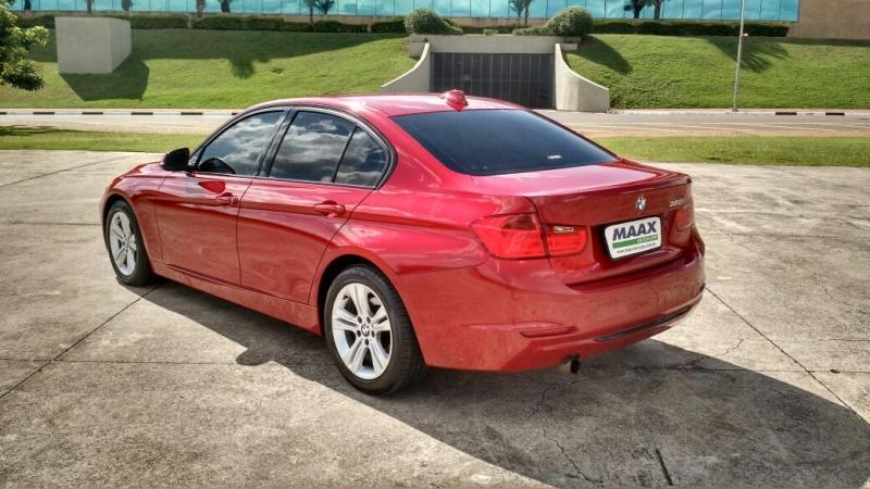 BMW 320I 2.0 SPORT 16V TURBO GASOLINA 4P AUTOMATICO