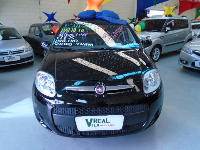 FIAT PALIO ATTRACTIVE 1.0 8V EVO FLEX