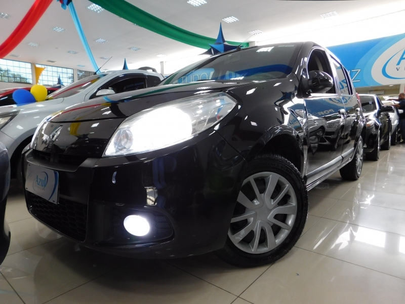 SANDERO1.0 EXPRESSION 16V FLEX 4P MANUAL