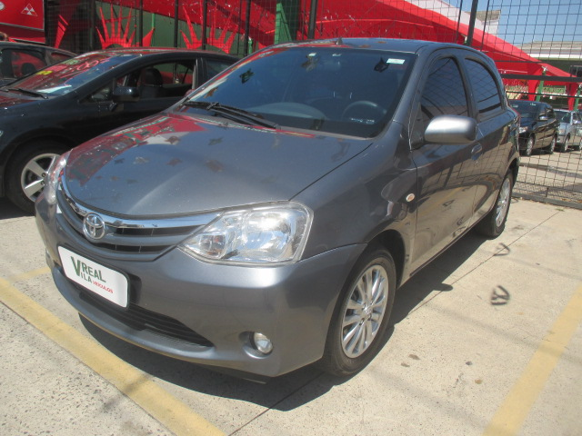 TOYOTA ETIOS HATCH XLS 1.5 16V FLEX