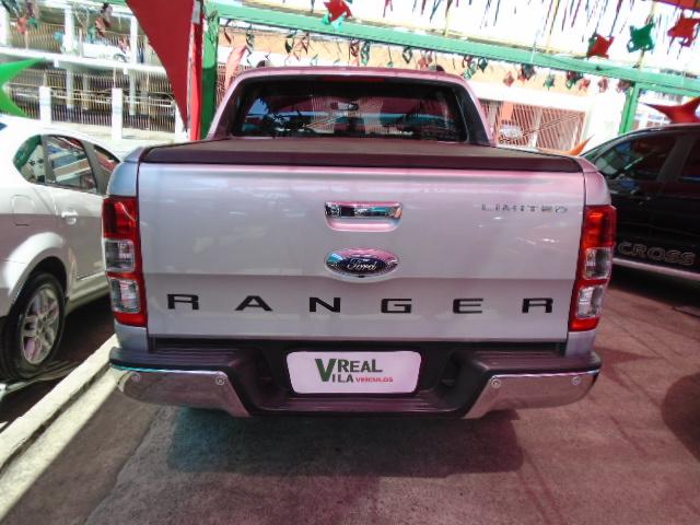 FORD RANGER CAB.DUPLA LIMITED 4X2 2.5 16V FLEX