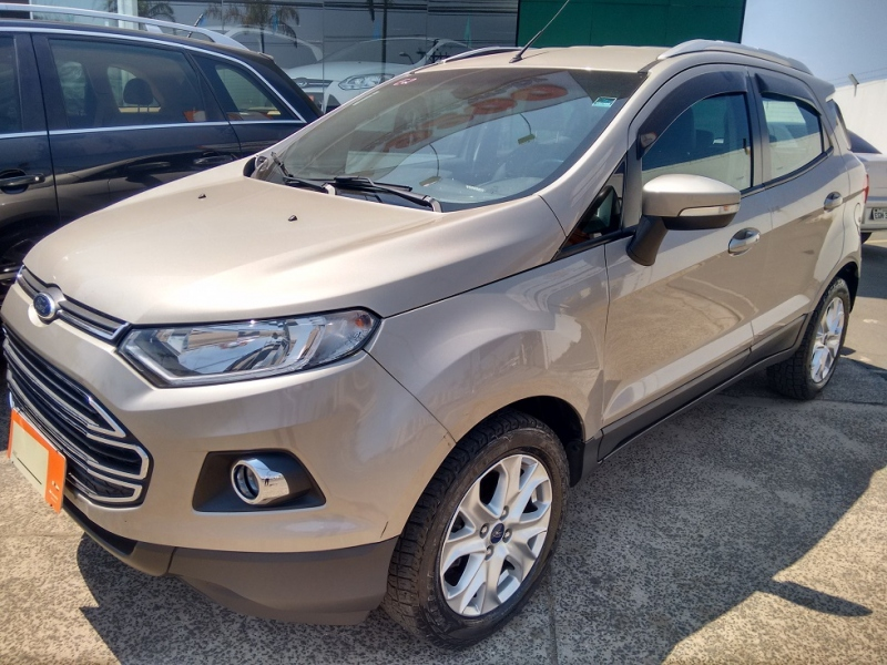 FORD ECOSPORT 2.0 TITANIUM 16V POWERSHIFT