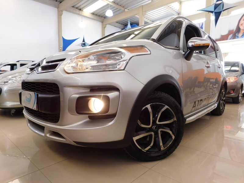 AIRCROSS1.6 EXCLUSIVE 16V FLEX 4P AUTOMATICO