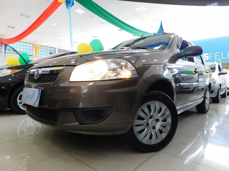 SIENA1.4 MPI EL 8V FLEX 4P MANUAL