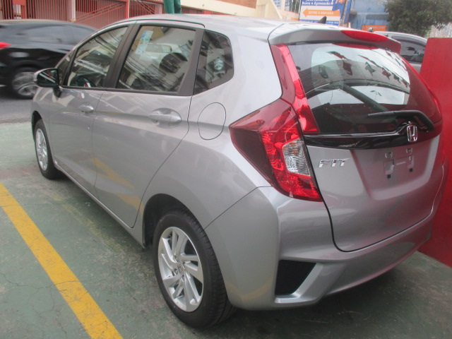 HONDA NEW FIT N.GERACAO DX 1.5 16V CVT FLEXO