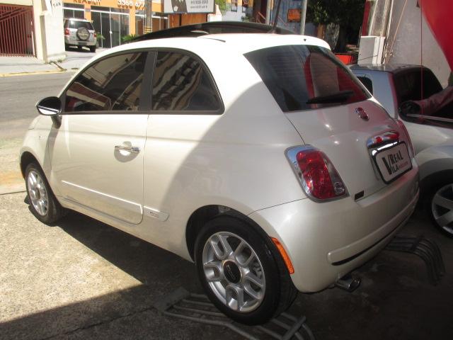 FIAT 500 CULT EVO 1.4 8v Flex