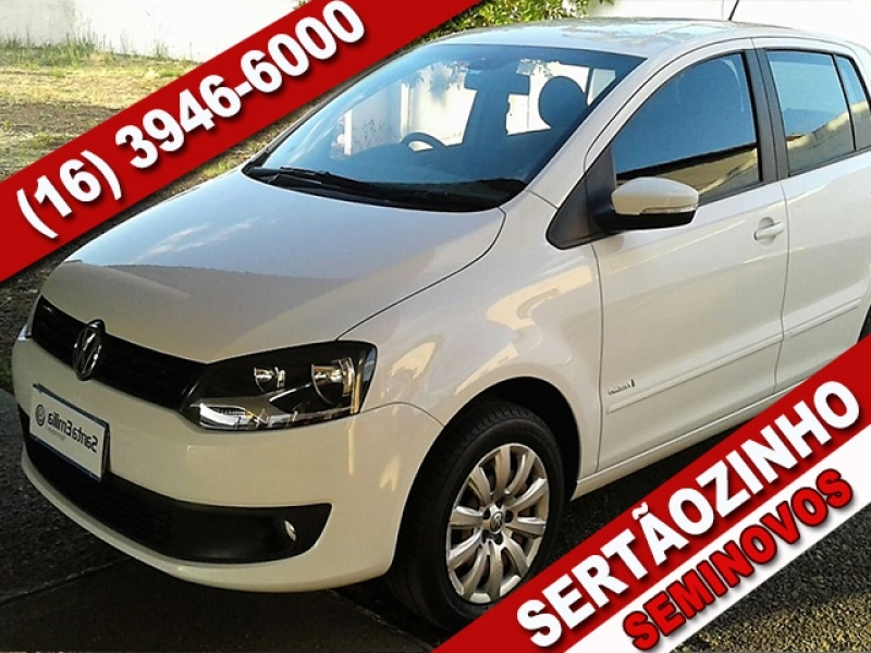 VOLKSWAGEN FOX 1.6 MI 8V FLEX 4P MANUAL