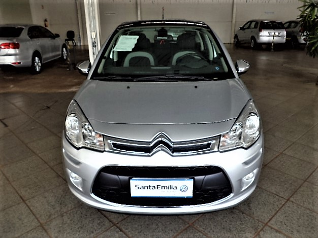 CITROEN C3 1.5 EXCLUSIVE 8V FLEX 4P MANUAL