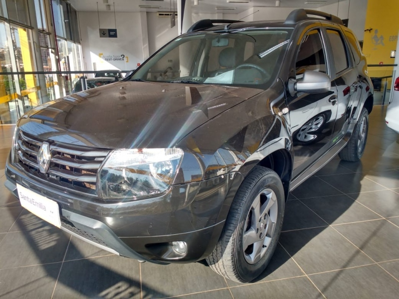 RENAULT DUSTER 2.0 TECH ROAD 4X2 16V FLEX 4P AUTOMATICO