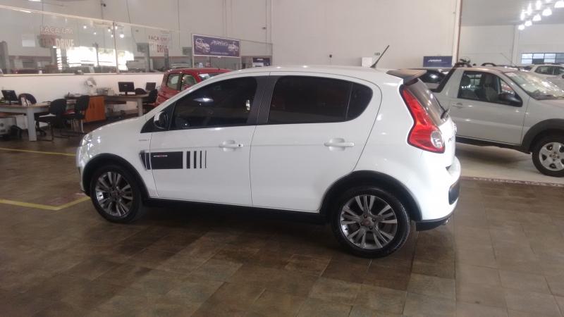 FIAT PALIO 1.6 MPI SPORTING 16V FLEX 4P AUTOMATIZADO