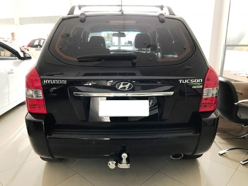 HYUNDAI TUCSON GLS 4X2-AT 2.0 16v Flex