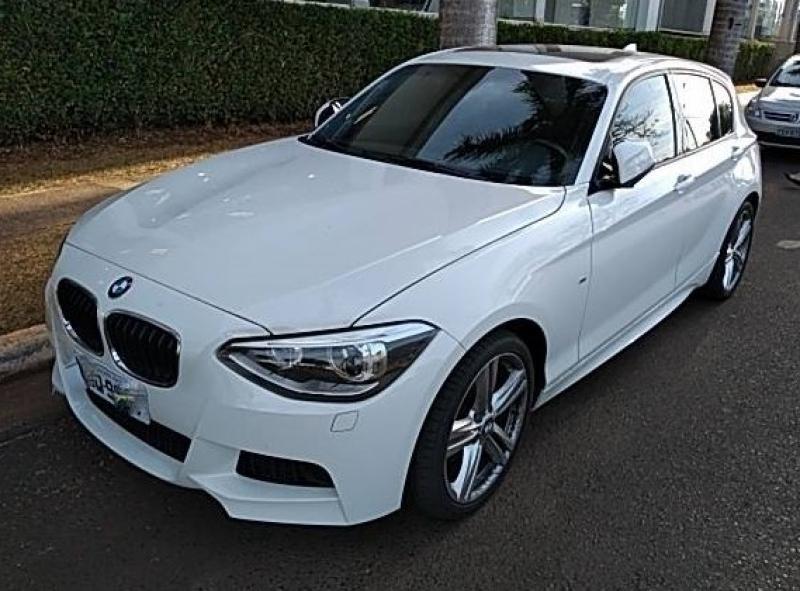 BMW 125I 2.0 M SPORT 16V FLEX 4P AUTOMATICO