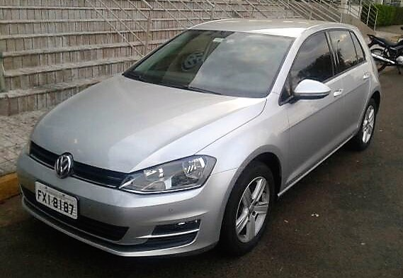 VOLKSWAGEN GOLF 1.4 TSI COMFORTLINE 16V GASOLINA 4P MANUAL