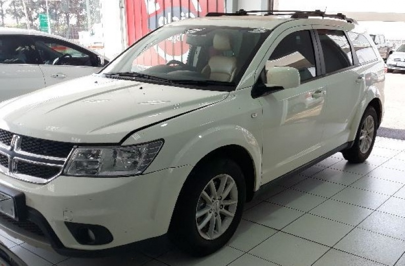 DODGE JOURNEY 3.6 SXT V6 GASOLINA 4P AUTOMATICO