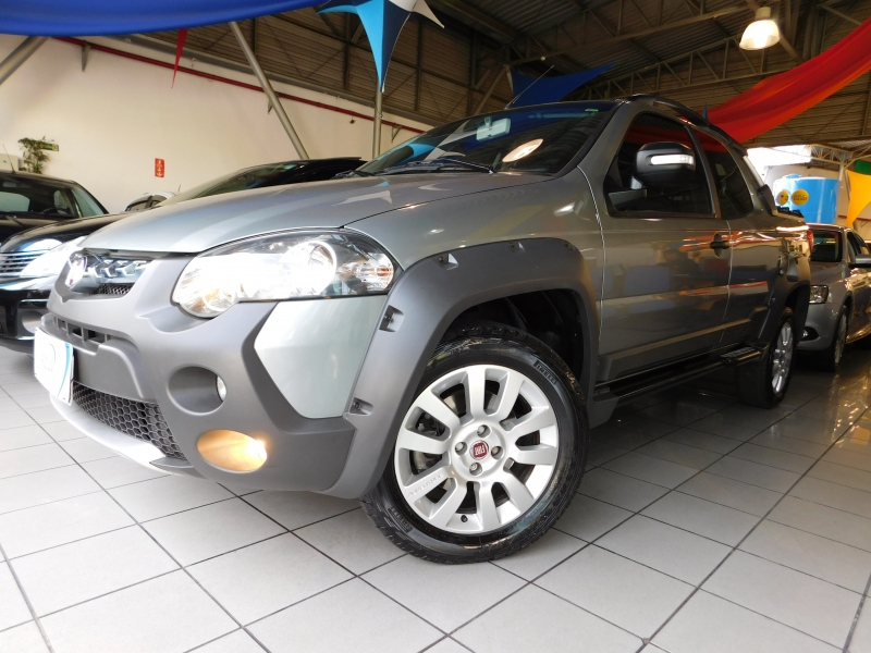 STRADA1.8 MPI ADVENTURE CD 16V FLEX 3P MANUAL
