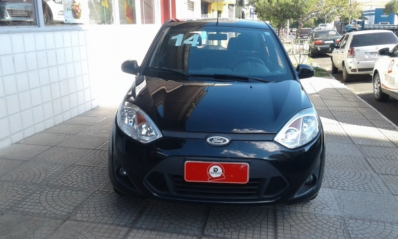 Fiesta 1.0 Rocam Se 8v Flex 4p Manual