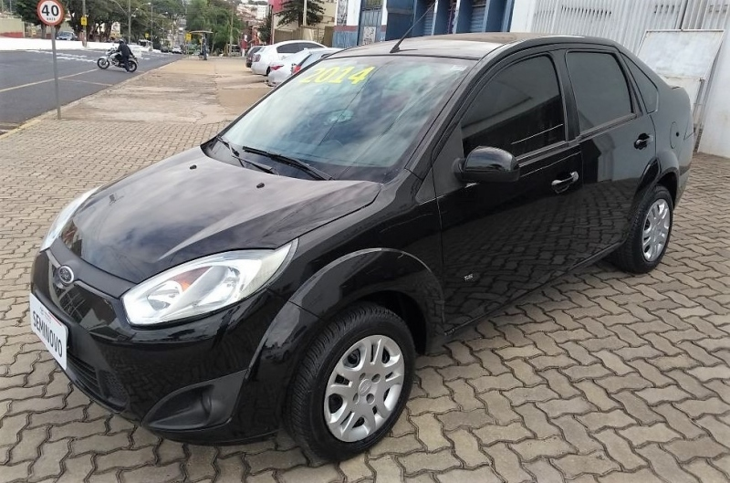 FORD FIESTA 1.6 SE SEDAN 16V FLEX 4P MANUAL