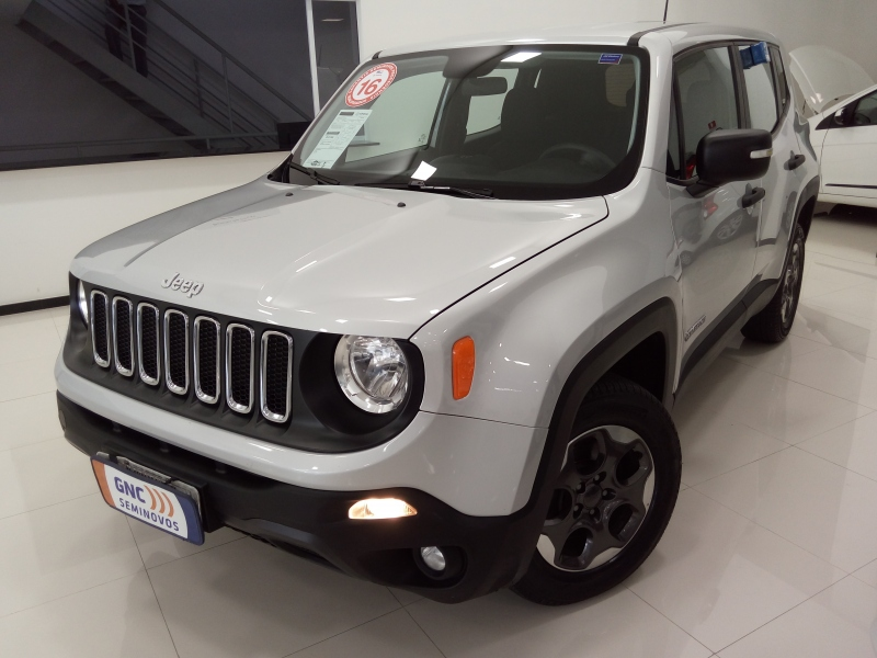 JEEP RENEGADE 2.0 16V TURBO DIESEL SPORT 4P 4X4 AUTOMATICO