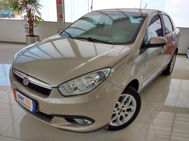 FIAT GRAND SIENA 1.6 MPI ESSENCE 16V FLEX 4P AUTOMATICO