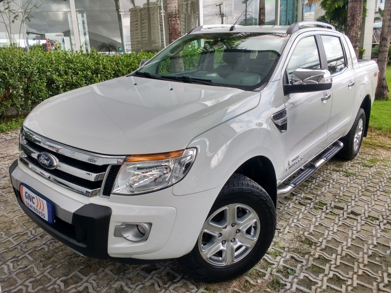 FORD RANGER 3.2 LIMITED 4X4 CD 20V DIESEL 4P AUTOMATICO
