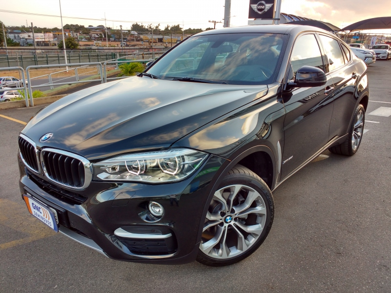 BMW X6 3.0 35I 4X4 COUPE 6 CILINDROS 24V GASOLINA 4P AUTOMATICO