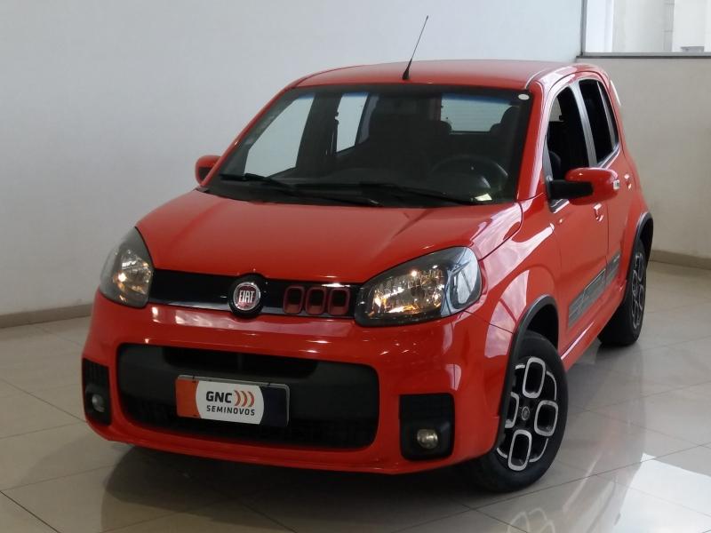 FIAT UNO 1.4 EVO SPORTING 8V FLEX 4P AUTOMATICO