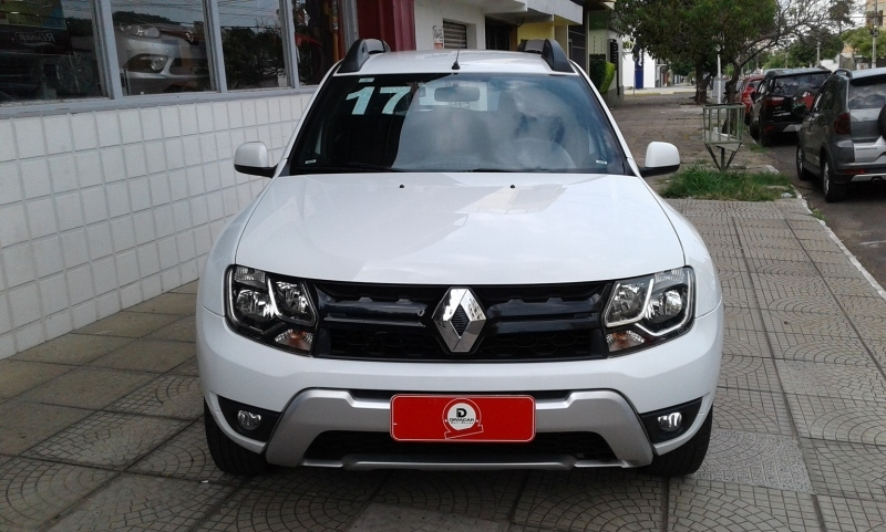 Duster 1.6 Dynamique 4×2 16v Flex 4p Manual